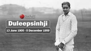 15 facts about the great Duleepsinhji