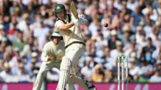 Australia penalised five runs for running on the pitch during sydney test 3900601