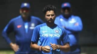someone please explain what crime has Kuldeep Yadav committed to miss out here: fans reacts to chinaman's exclusion