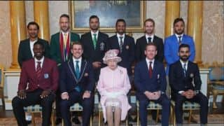 ICC World Cup 2019: All Captains meet Queen Elizabeth during opening ceremony