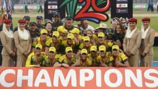 ICC Women's T20 Qualifier scheduled announced