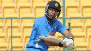 India A vs England 1st warm-up match: MS Dhoni, Yuvraj Singh steal the show while Ambati Rayudu scores century