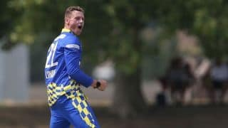 George Linde gets maiden ODI call-up against India