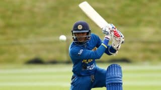 Teenager Wanindu Hasaranga named in Sri Lanka squad against Zimbabwe
