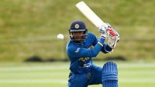 Teenager Wanindu Hasaranga named in Sri Lanka squad against Zimbabwe