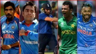 ICC World Cup 2019: Look out for these players in their maiden world cup