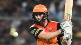 फिट हुए कप्तान केन विलियमसन, दिल्ली के खिलाफ कर सकते हैं वापसी