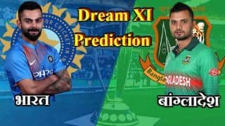 IND vs BAN Dream11 Prediction in Hindi, Cricket World Cup 2019, Match 40: Best Playing XI Players to Pick for Today's Match between India and Bangladesh