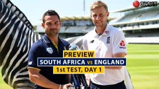 ENG v SA, 1st Test, preview & likely XIs: Root's test against the Lords of the ring