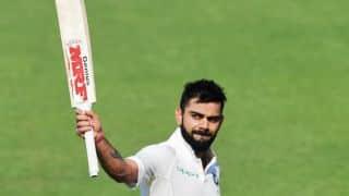 Virat Kohli slams 19th Test hundred; India's lead against Sri Lanka extends to 167