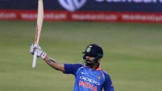 India vs South Africa, 1st ODI: Virat Kohli 1st century in SA and other statistical highlights from Durban tie
