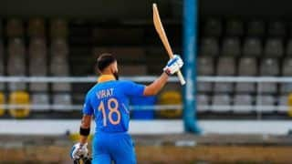 Have a strong feeling Virat Kohli will leave everyone behind: Sourav Ganguly
