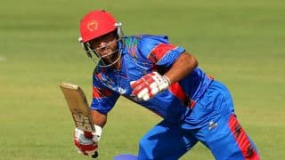 Afghanistan's Shafiquallah Shafaq scores 214 in domestic T20 match