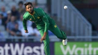 Imad Wasim sneaks into top 5 in T20I rankings for bowlers