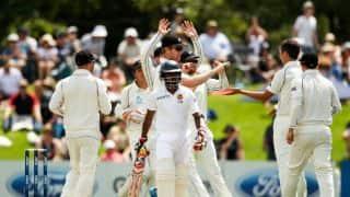 Live Cricket Score New Zealand vs Sri Lanka 2014-15, 1st Test at Christchurch Day 3