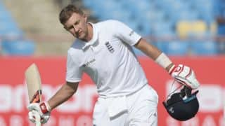 Joe Root: I am just trying to be positive with my footwork