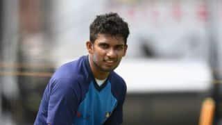 Mathews praises Shanaka for 'dream debut' in IRE vs SL, 1st ODI