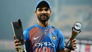 It was important for Shikhar Dhawan to get runs ahead of Australia tour: Rohit Sharma
