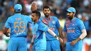We have quality in our side: Rohit Sharma