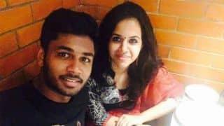 It's official! Kerala batsman Sanju Samson to get married in December