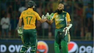 दक्षिण अफ्रीका को लग सकता है सबसे बड़ा झटका, हाशिम आमला छोड़ सकते हैं टीम?