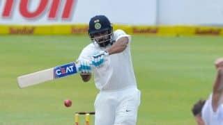 Rohit Sharma hits 3 sixes in Adelaide test equalls sachin tendulkar