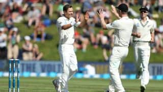 Trent Boult, Neil Wagner put New Zealand back against South Africa in 1st Test