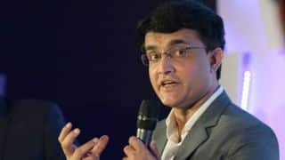 Sourav Ganguly wants more pay hike for domestic cricketers