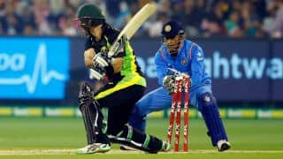 MS Dhoni aka cricket's 'The Flash'; the fastest contemporary wicketkeeper