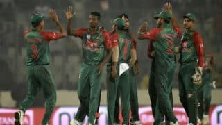 Bangladesh vs UAE, Asia Cup T20 2016, Match 3 at Dhaka: Mohammad Mithun's 47, Mahmudullah's 2-5, and other highlights