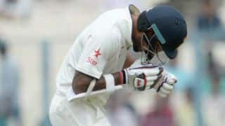 India vs New Zealand: Shikhar Dhawan likely to be sidelined for 3 weeks
