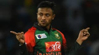 Nidahas Trophy 2018: Shakib Al Hasan regrets losing cool during thrilling tie vs Sri Lanka