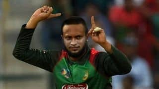 Bangladesh are better than Afghanistan, no reason why we can't bounce back: Shakib Al Hasan