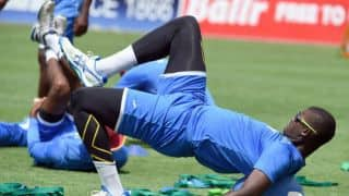 Jason Holder may miss West Indies vs South Africa ODI due to hamstring injury