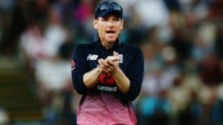 Eoin Morgan 'big fan' of 100-ball competition