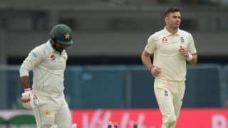 ICC rankings: James Anderson reclaims top spot in Tests