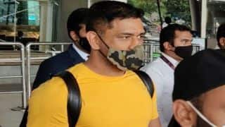 IPL 2020: MS Dhoni, Other CSK Players Arrive In Chennai For Preparatory Camp