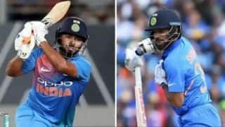 Vijay Hazare Trophy: Rishabh Pant, Shikhar Dhawan and Navdeep Saini to play for Delhi