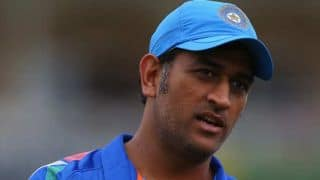 ICC Champions Trophy 2017: MS Dhoni's dropped catch invokes laughter in Indian camp!