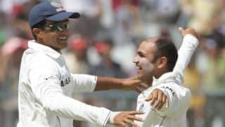 WATCH: Sehwag, Ganguly poke fun at each other on 'setting' comment