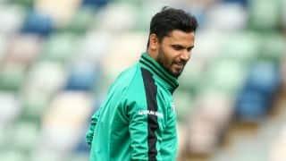 Mashrafe Mortaza: Great joy to watch Bangladesh win 100th Test