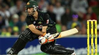 Mitchell Marsh, Glenn Maxwell help Australia reach 350 runs against Zimbabwe