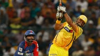 IPL 2014: Chennai Super Kings post competitive 177/7 against Delhi Daredevils