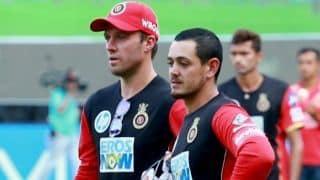 IPL 2018: एबी डिविलियर्स हुए फिट पर डिकॉक लौटेंगे अपने देश