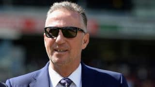 Ian Botham's Twitter account hacked