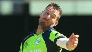 Sorensen announces retirement from international cricket