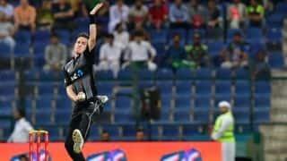 Adam Milne picked to spearhead New Zealand XI versus Bangladesh