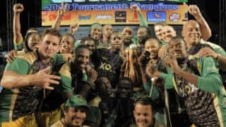 Jamaica Tallawahs team and schedule in CPL 2016