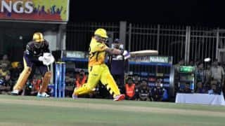 CSK vs KKR, IPL 2014 Match 21 at Ranchi