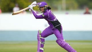WBBL: Smriti Mandhana relishing return to Blundstone Arena